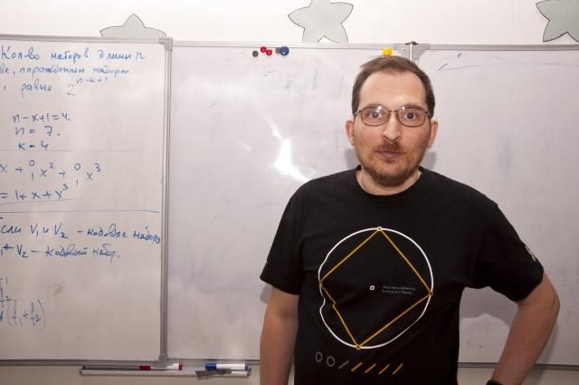 Константин Кноп родился в 1966 году в Одессе