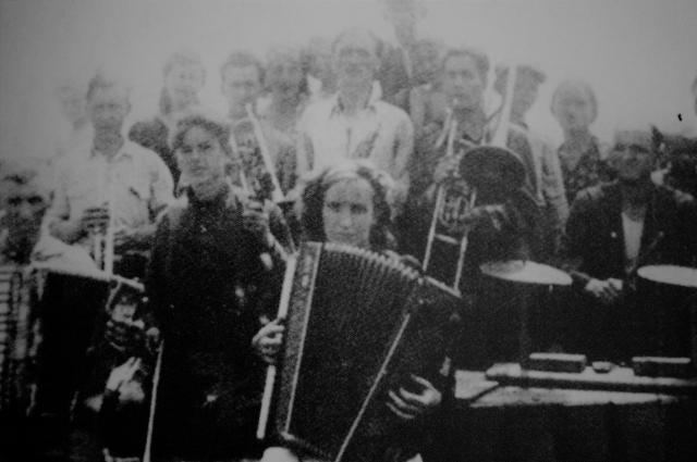 Джаз-оркестр завода №322 под управлением Бакланова Е.П.