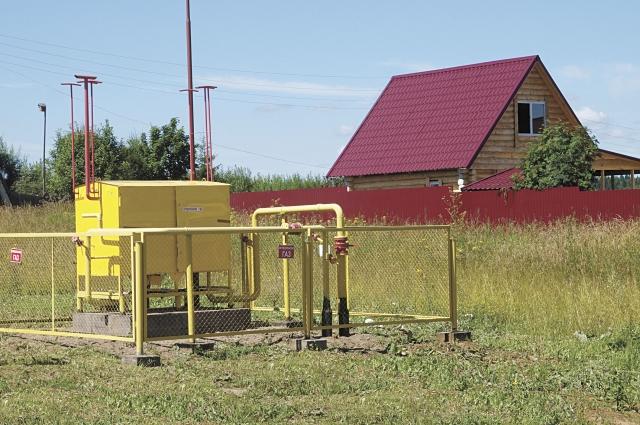 У десятков жителей юга края появился газ в 2017 г.