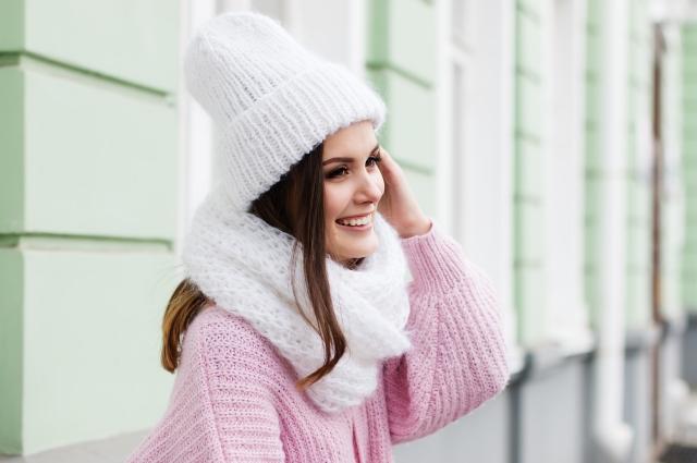 Зимой кожа часто страдает от перепадов температур и влажности.