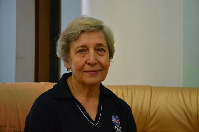 Евгения Карелина