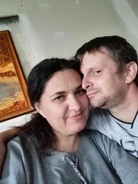 Екатерина и Алексей Богачёвы