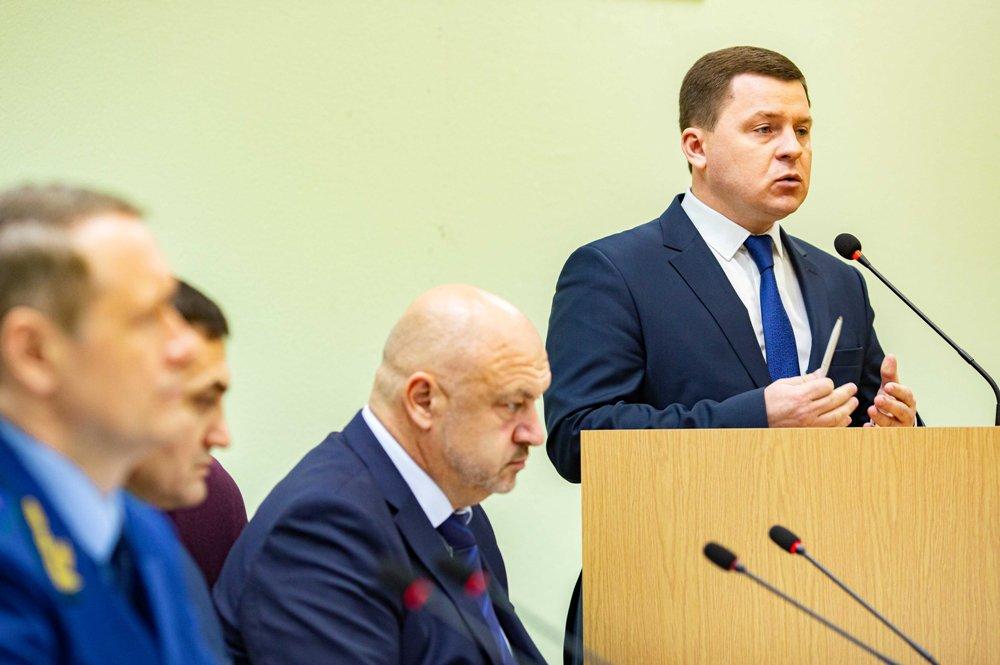 По словам Вадима Ромасенко, поставщик ни разу не оставлял муниципалитеты без газа даже при наличии долгов.