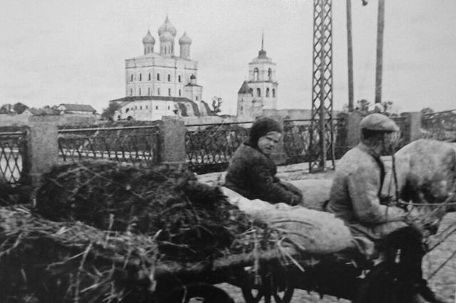 Псков находился в оккупации три с лишним года — дольше, чем любой другой русский город