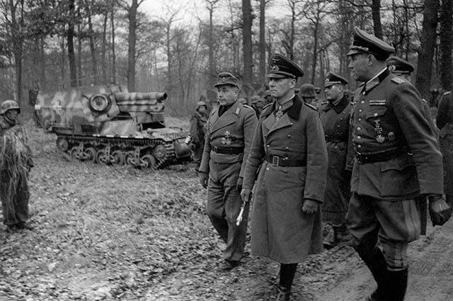 Роммель во Франции, 1944 год