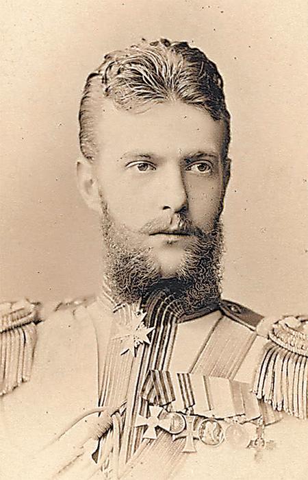 Сергей Александрович Романов