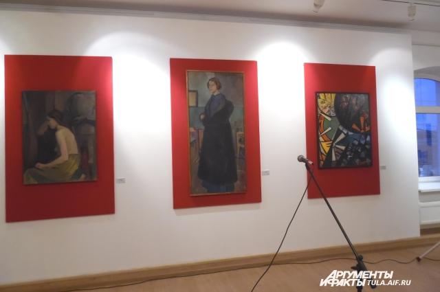 Выставка продлиться до 25 декабря