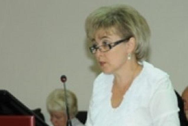 Ольга Завьялкина, начальник финансового управления г.Пензы