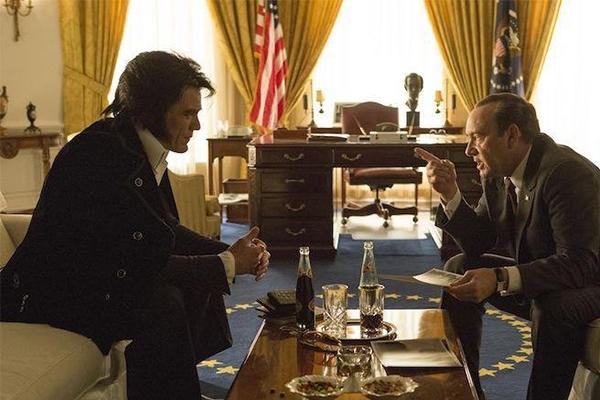 «Элвис и Никсон».