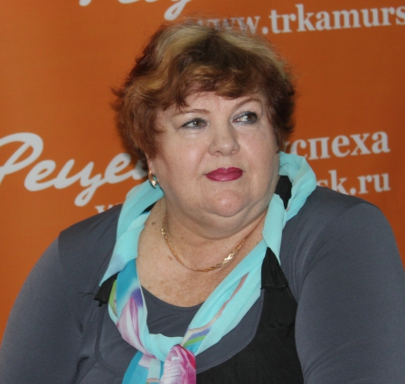 Татьяна Шумилова, директор школы посёлка Санболи