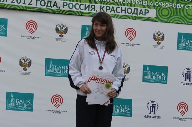Виталина имеет много разных наград.