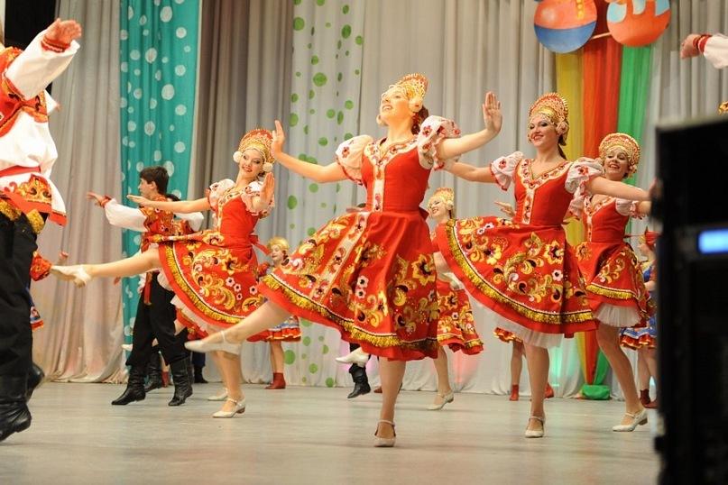 Народный ансамбль «Юность»