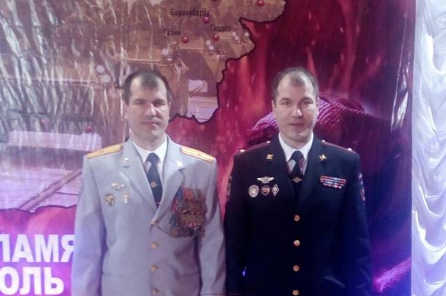 Виктор и Николай Стрелкины.