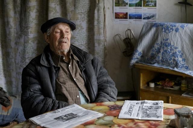 Евгений Попов: «Мне отец велел жить в этом доме. Говорил, живи в нём до самой смерти. Так и решил я остаться здесь до конца»