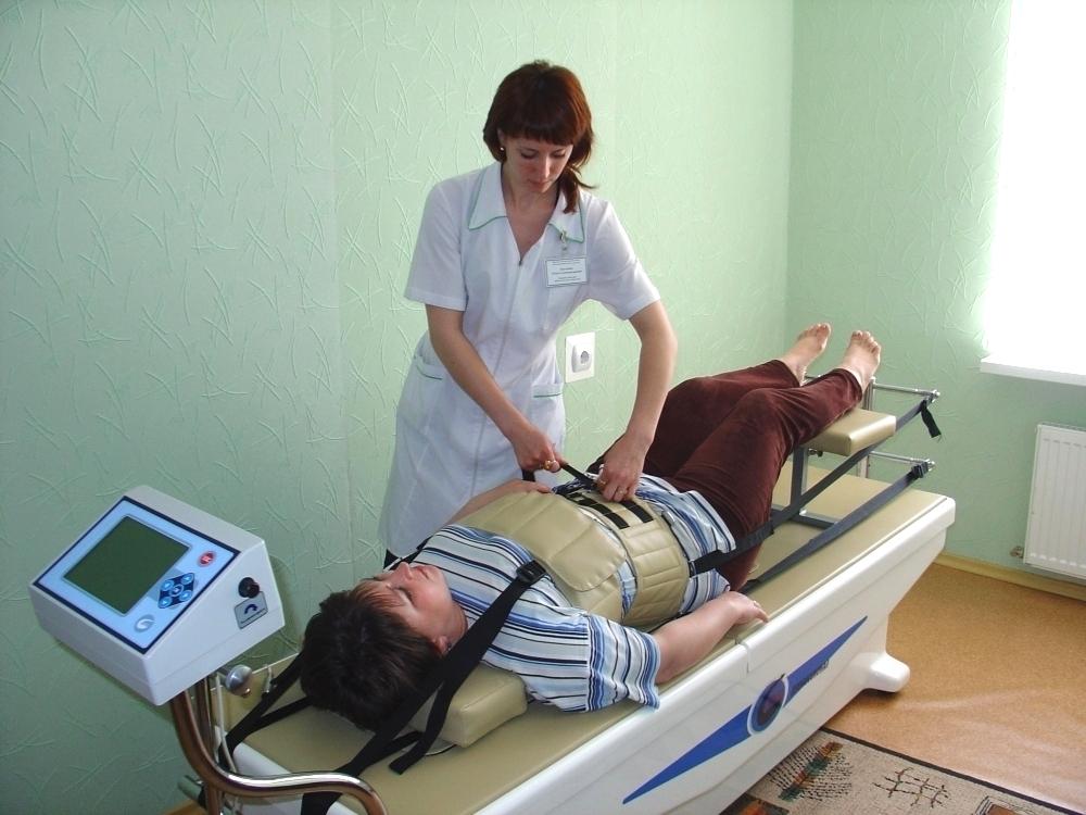 3 тысячи человек в год проходят лечение в больнице.