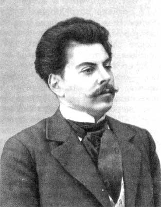 Николай Николаевич Брешко-Брешковский.