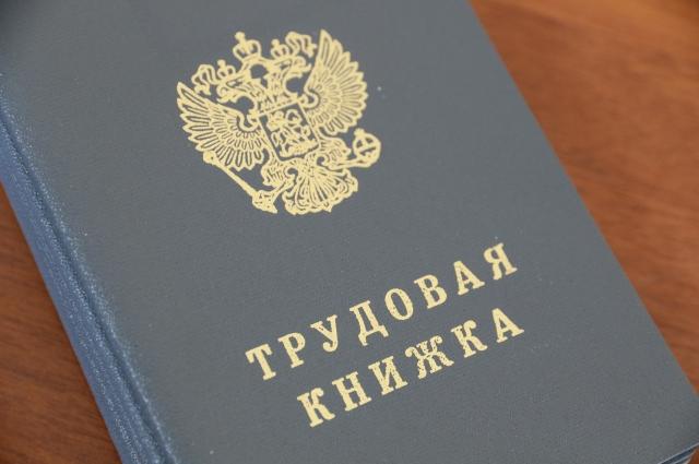 С 2021 года в Омске будут только электронные трудовые книжки.