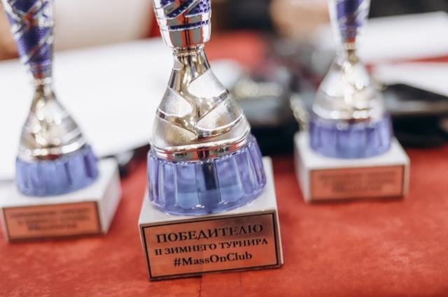 В Тюмени 100 предпринимателей сразились на благотворительном турнире.