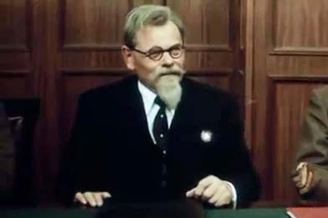 Виктор Уральский в фильме «Сталинград» (1989)