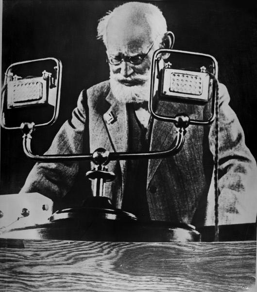 Иван Павлов (1849-1936), русский физиолог, четвертый лауреат Нобелевской премии (1904) по физиологии и медицине, автор учения о высшей нервной деятельности. 1936 год.