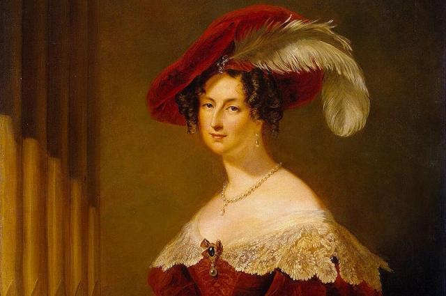Елизавета Воронцова.