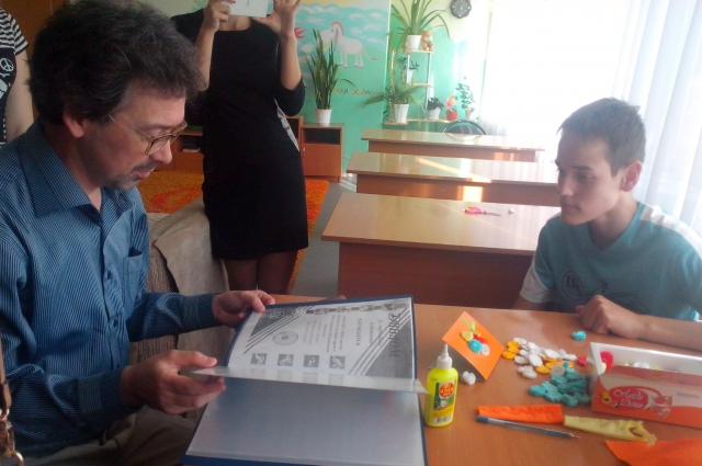 Чебоксарский детский дом, день открытых дверей
