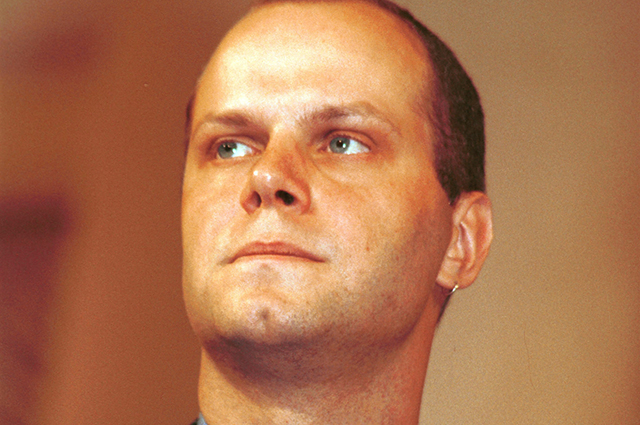Алексей Кортнев, 1998 год.