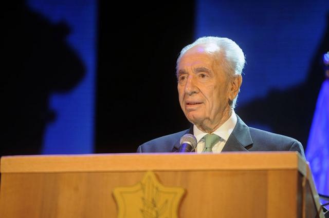 Шимон Перес.
