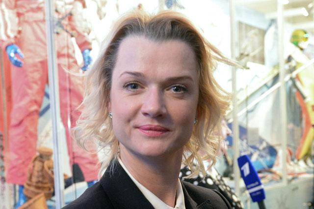 Светлана Хоркина.
