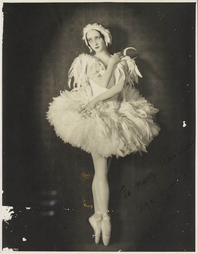 Спесивцева под руководством Вагановой подготовила главные партии в балетах «Жизель» и «Лебединое озеро».