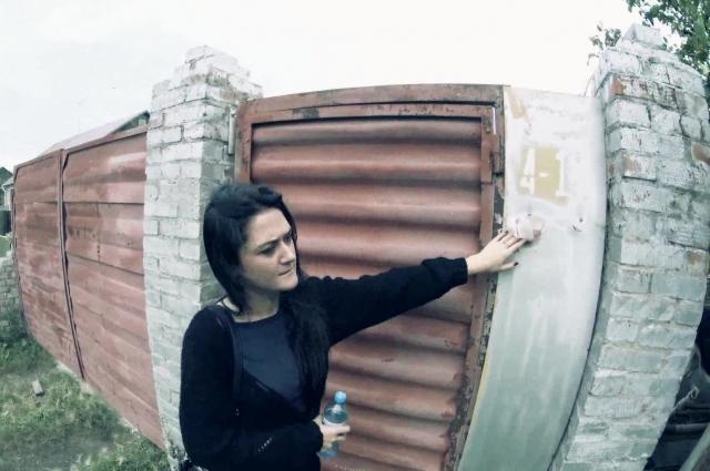 Фильм снят в небольшом селе под Омском.