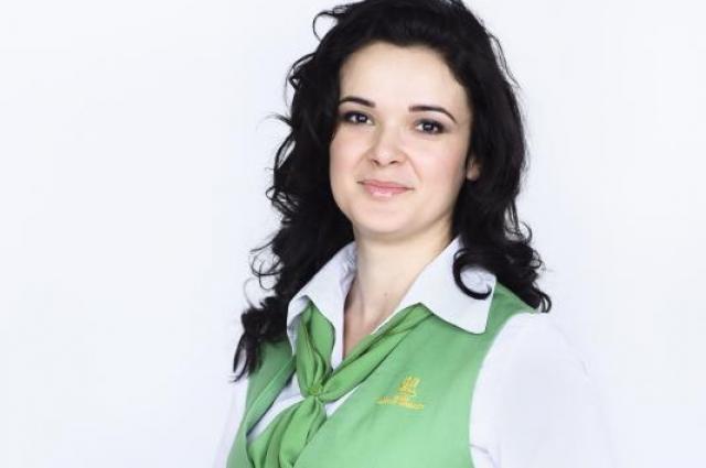Заместитель начальника Управления по работе с МСБ банка «Центр-инвест» Марина Христолюбовав.