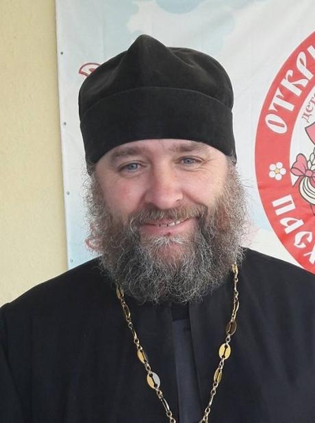 Отец Валерий Юкин