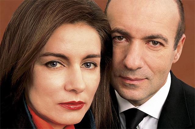 Ольга и Игорь Крутые.
