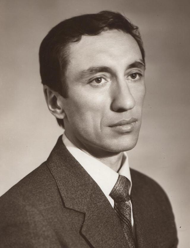 Алексей Агафангелович Афанасьев.
