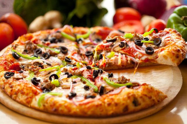 Тесто для пиццы Вольфганга Пака