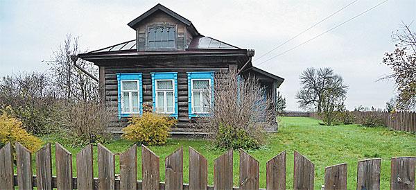 Здесь жил дед президента Спиридон Иванович Путин