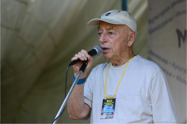 Городницкий является одним из основоположников авторской песни.