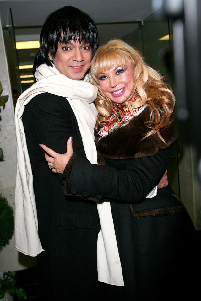 Маша Распутина и Филипп Киркоров.