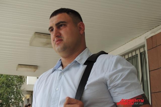 Арам Мачкалян.
