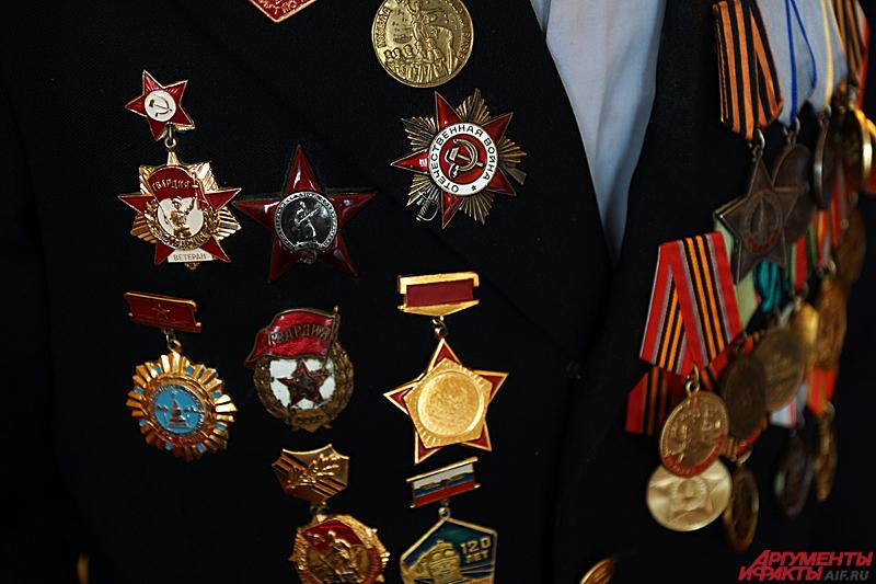 Для Тимофея Крупина каждая медаль напоминание о тех страшных днях и погибших товарищах