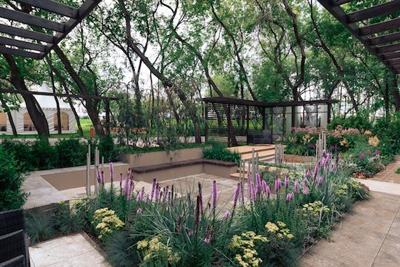 Фестиваль садов Атмосфера