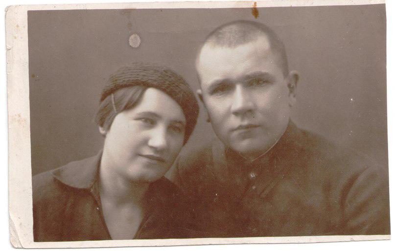 Фёдор Святенко с женой