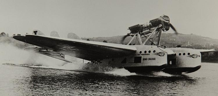 летающая лодка «Савойя-Маркетти С-55»