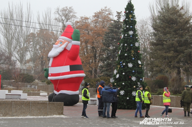 По прогнозу Самолетовой, погода на Новый год в Ростове будет пасмурной.