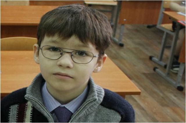 Участник конкурса Фёдор.