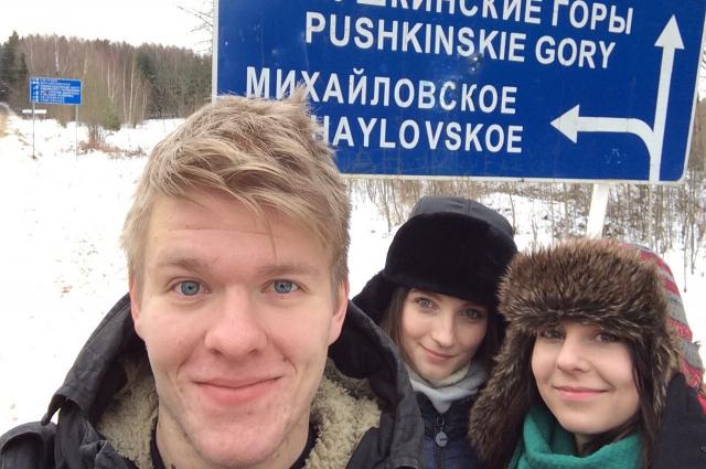 Петербуржцы уже побывали в Карелии, Пушкинских Горах, Выборге и Ростове-на-Дону.
