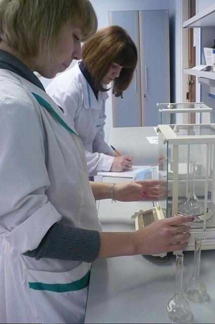 Современно оборудованная лаборатория - «келья» учёного-химика.