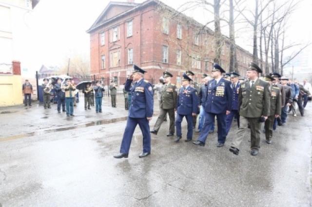 86 лет со дня создания ИВВАИУ отметили в Иркутске.
