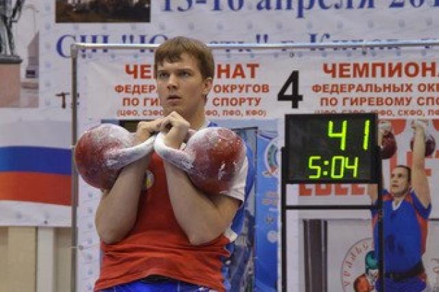 Сергей Балабанов.